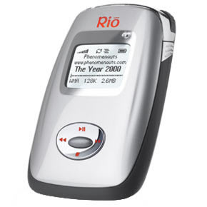 Rio Carbon 5GB Player